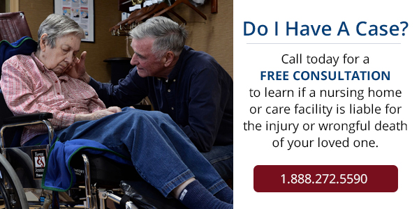 Nursing Home Injury and Abuse Lawyer